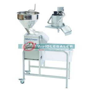 Robot Coupe Vegetable Preparation Machine - CL55 2 HEADS 3PH