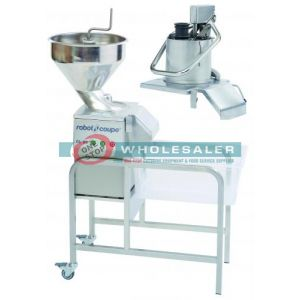 Robot Coupe Vegetable Preparation Machine - CL55 2 HEADS