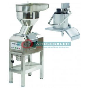 Robot Coupe Vegetable Preparation Machine - CL60 2 HEADS 3PH