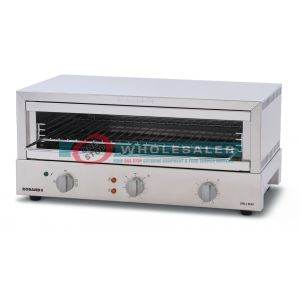 Roband GMX1515 Grill Max Toaster 15 Slice, 14.6 Amp
