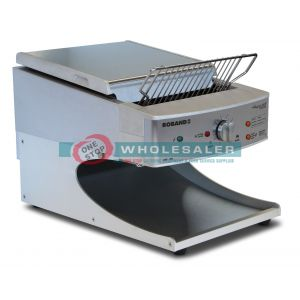 Roband ST350A Sycloid Toaster Natural, 350 slices/HR
