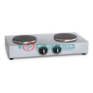 Roband Model 12 Boiling Hot Plates 2 x 150mm