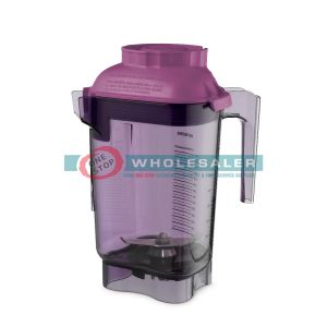 Vitamix VM58991 Advance Container purple 1.4Lt, with blade and one-piece lid