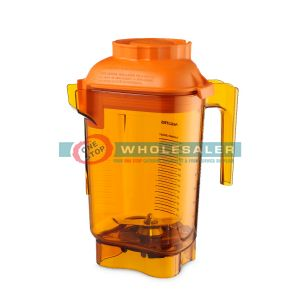 Vitamix VM58990 Advance Container orange 1.4Lt, with blade and one-piece lid